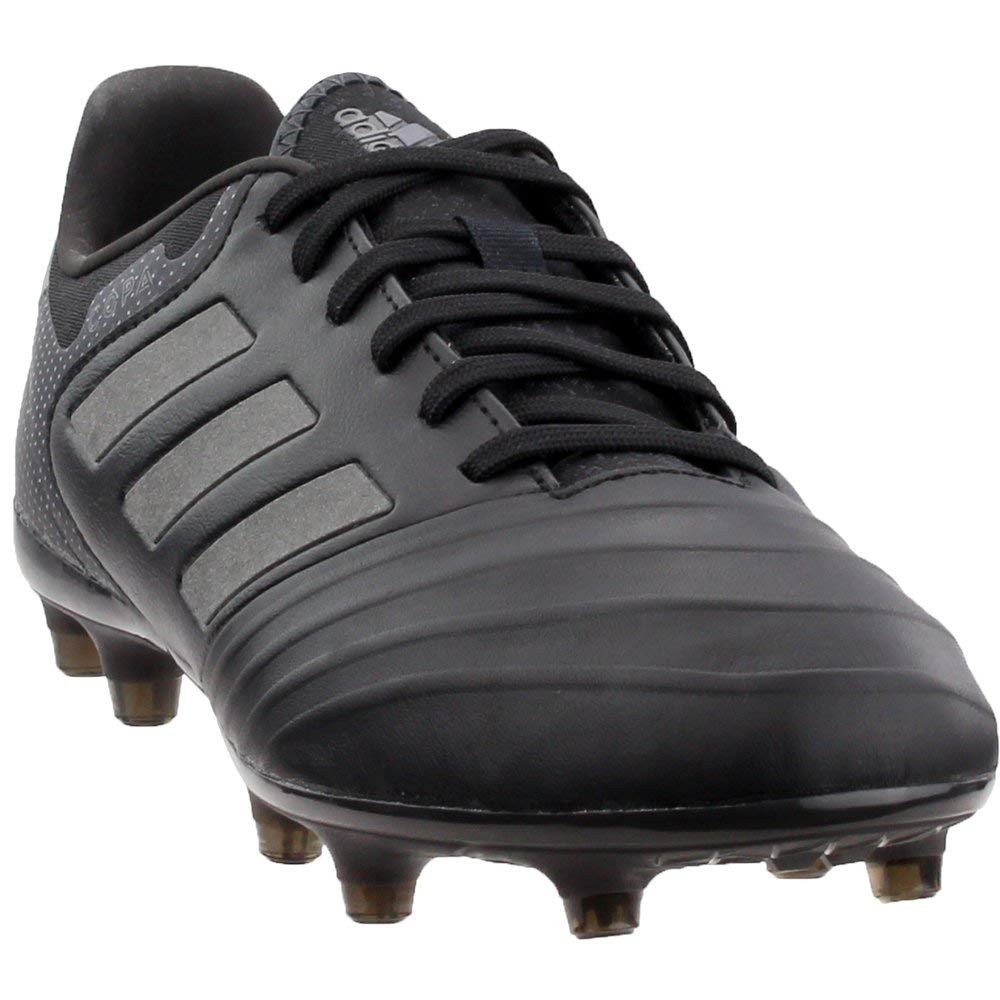 - adidas Copa 18.2 Firm Ground Men's Soccer Cleats, 10.0 D(M) US, Black