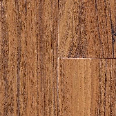 Mannington Hardware AW541 Adura Luxury Burma Teak Vinyl Plank Flooring, Butternut