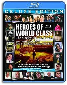 Heroes of World Class Wrestling [Blu-ray]