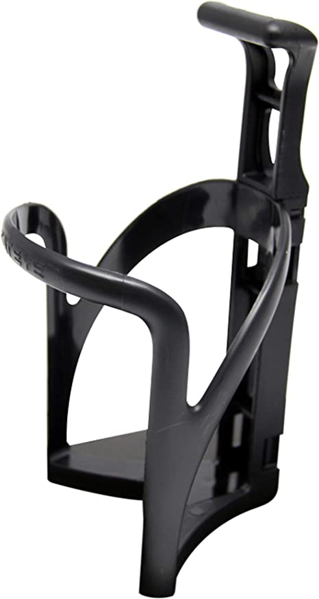 CATEYE BC-100 RESIN BLACK BICYCLE WATER BOTTLE CAGE