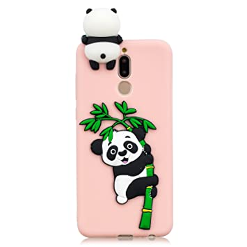 coque panda huawei mate 10 lite