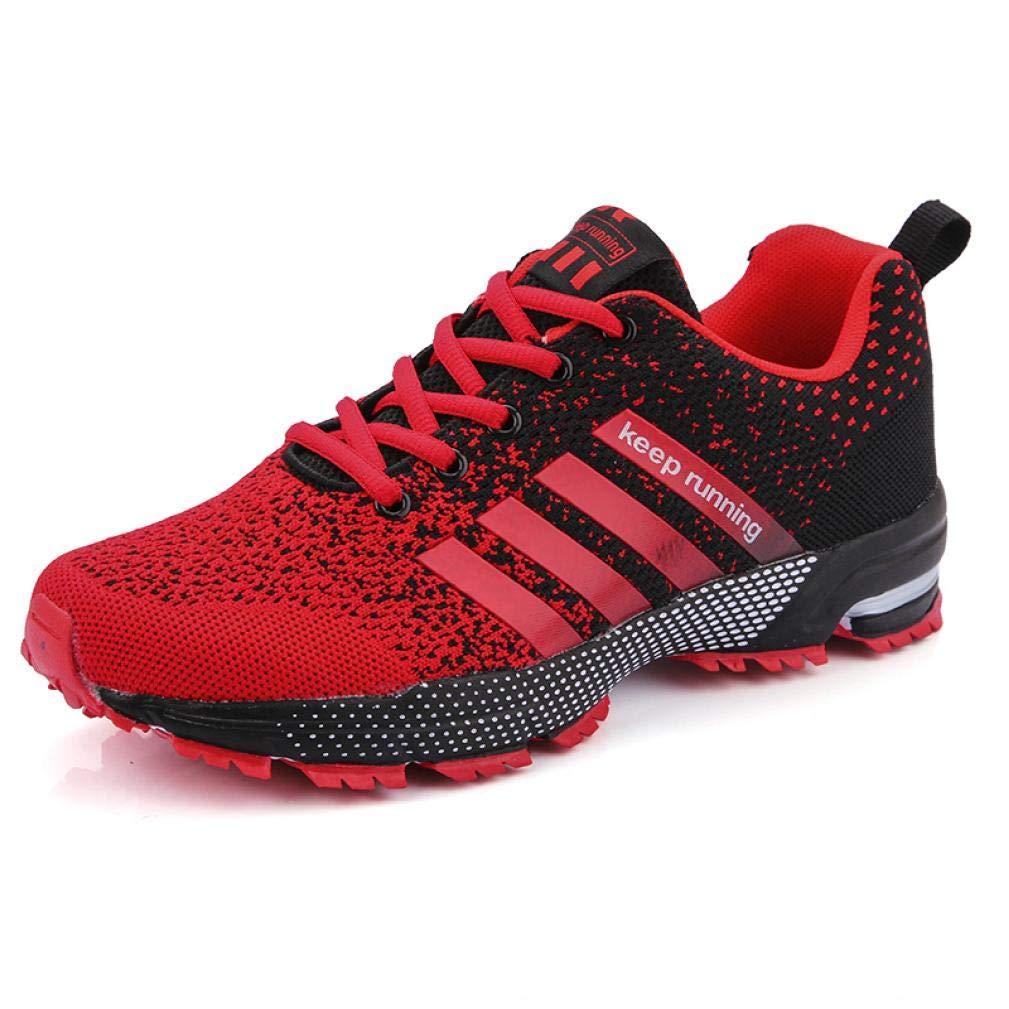 Chaussures de Sport Basket Running Respirantes Athl/étique Sneakers Courtes Fitness Tennis Homme Femme Chaussures de Course