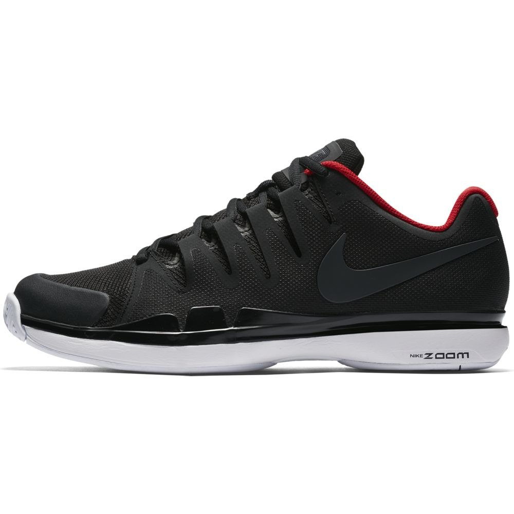 sports shoes 0ced2 0d294 Amazon.com   Men s Nike Zoom Vapor 9.5 Tour Tennis Shoes 8.5 D(M) US Black AnthraciteWhite UniversityRed    Skateboarding