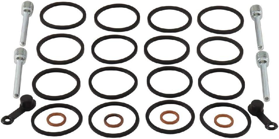All Balls 18-3158 Caliper Rebuild Kit for Front Kawasaki ZX600 (ZX-6R) 13-18
