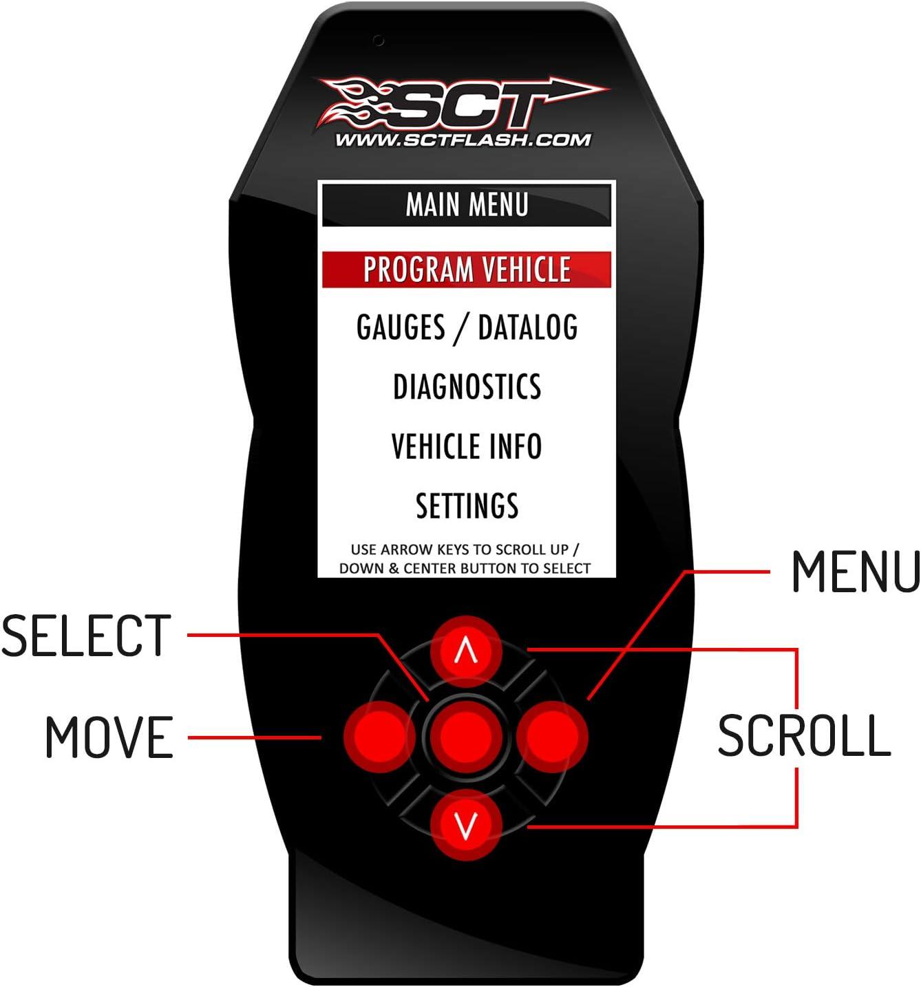 SCT Performance 7015 X4 PerformanceTuner