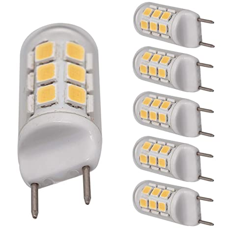 under cabinet light bulb replacement ulight g8 led bulbs dimmable 35w 40w 45w halogen replacement 400 lumens jcd g8