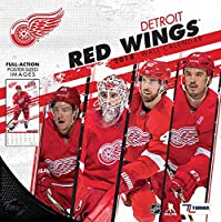 Detroit Red Wings 2018 Calendar
