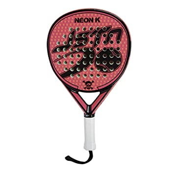 Just Ten Pala DE Padel Neon k 2017 Orange: Amazon.es: Deportes y aire libre