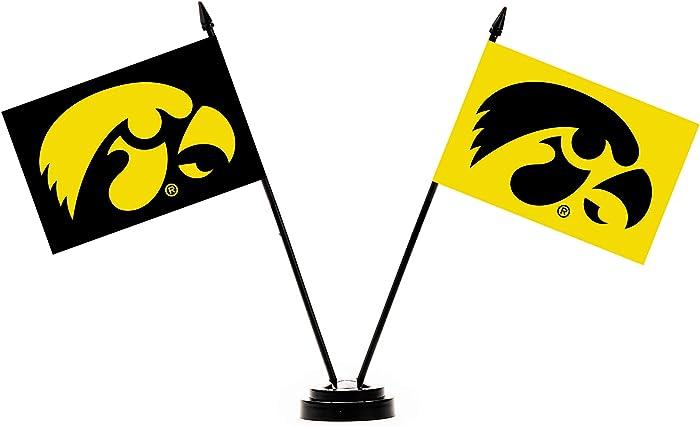 Top 9 Iowa Hawkeye Office