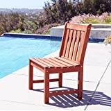 Timber Outdoor Furniture Vifah V1636 Malibu Outdoor Furniture