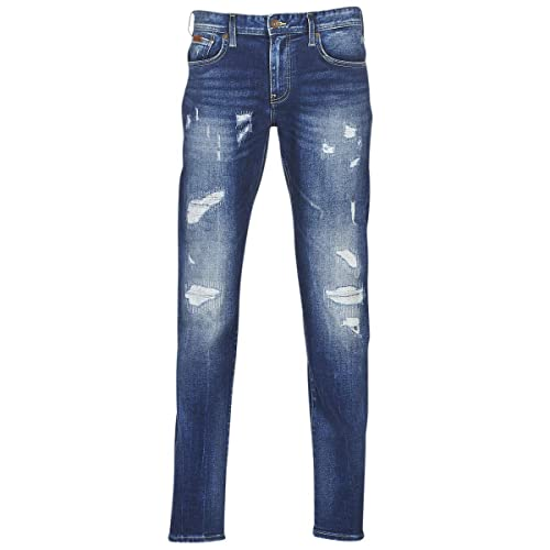 Armani Exchange Hourine - Pantalones Vaqueros Ajustados para ...