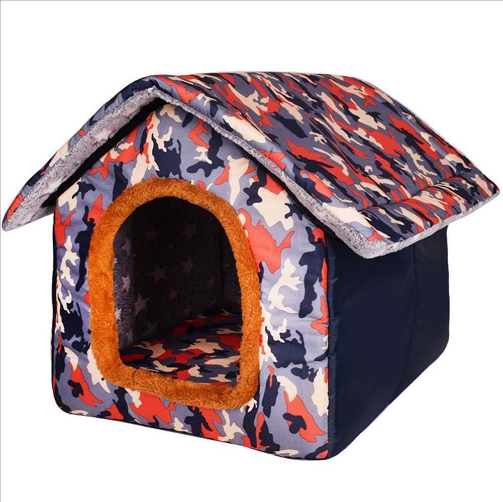 A M OOFAY TAPS Nid lit pour Animal Domestique, chenil litière pour Chat, Articles pour Animaux domestiques, s, m, l, XL