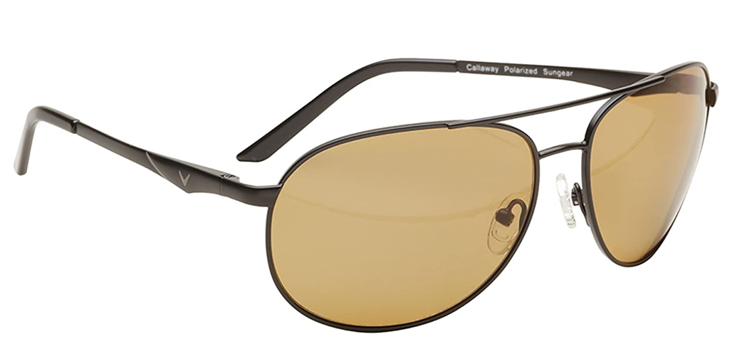f066e111770 Amazon.com  Callaway Sungear Hawk Golf Sunglasses  Sports   Outdoors