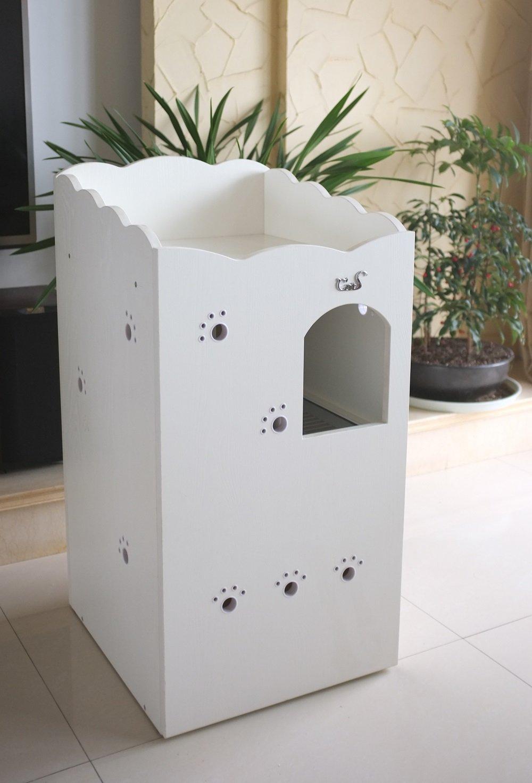 CatS Design Nr. 16 Katzentoilette II A2