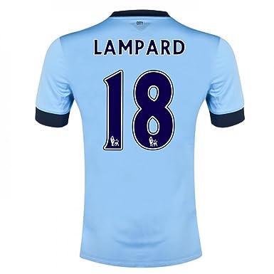 "Nike Camiseta de fútbol Lampard 18 Talla:XXL 50-52"" Chest (124"