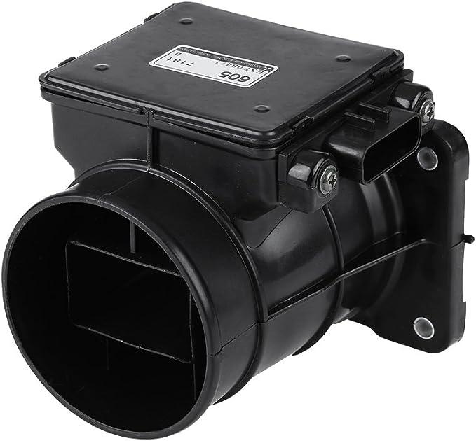 TUPARTS Mass Air Flow Sensor Meter MAF Compatible for GMC/C4500//C5500 Topkick 2003-2007/Savana 2500//3500 2006-2007/Sierra 2500 HD//3500 2001-2007/Chevrolet/C4500//C5500 Kodiak 2003-2007 25326895