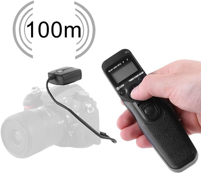 Walimex Digitaler Timer Funkfernauslöser Canon C3 Für Kamera