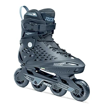 Roces Men's Veni Fitness Inline Skates, Black/White. 400455 00001-8 : Sports & Outdoors