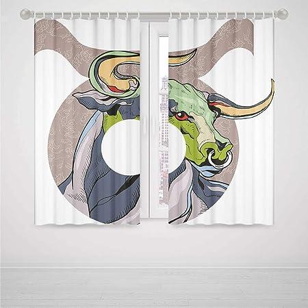 YOLIYANA - Cortina para puerta con diseño de tatuaje de ...