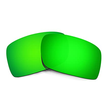 38ea5dccf9f Hkuco Mens Replacement Lenses For Oakley Gascan Sunglasses Emerald Green  Polarized  Amazon.ca  Sports   Outdoors