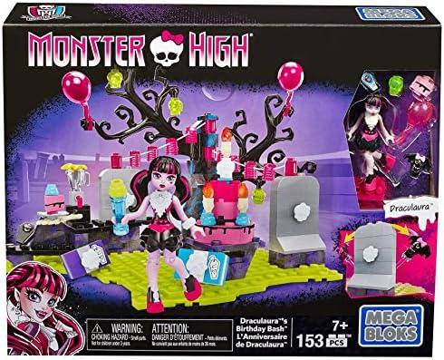 Fine Monster High Draculauras Birthday Bash Set Amazon Co Uk Toys Funny Birthday Cards Online Hendilapandamsfinfo