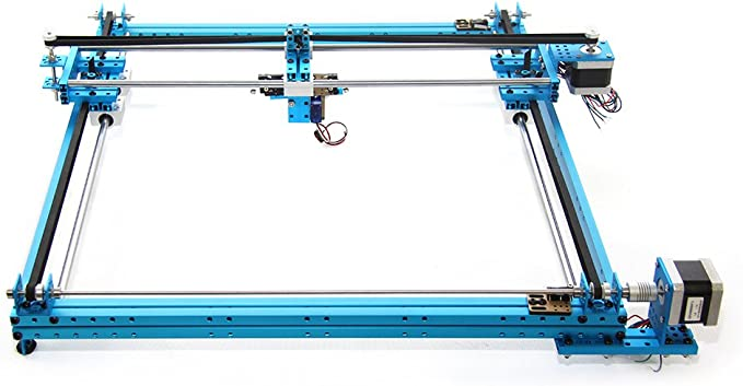 Amazon.es: MakeBlock - XY-Plotter Robot Kit v2.0(No electronic) - DIY Maker Open Source BOOOLE