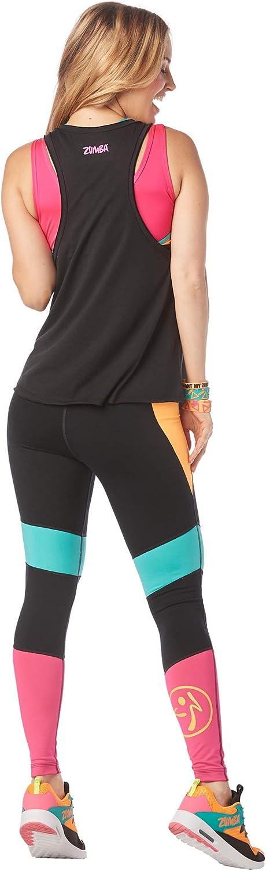Zumba Negro Gimnasio Camisetas Tirantes Mujer Suelta Fitness Entrenamiento Deportivo Top