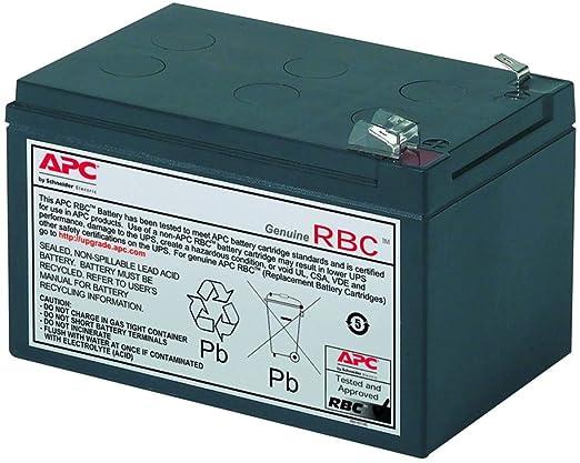 Apc Rbc4 Ersatzbatterie Für Unterbrechungsfreie Computer Zubehör