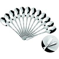 Mr. Spoon 12 cucharas Postre Acero INOX Colección