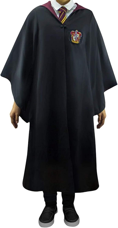 US Harry Potter Hogwarts Adult Child Robe Cloak Scarf Halloween COS Costumes