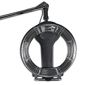 CHJJK Wall Mounted Hair Steamer AD-306 Hair Processor, Hair Salon Equipment,950W Hair Dryer
