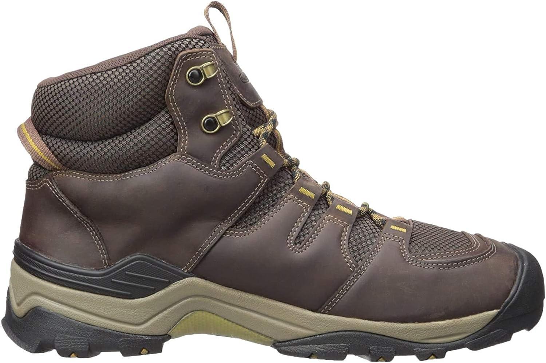 KEEN Men s Gypsum Ii Mid Waterproof Backpacking Boot