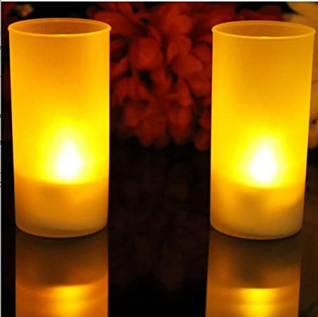 GOYAL� Exclusive Decorative Frosted Glass Candle Tea Light Holder