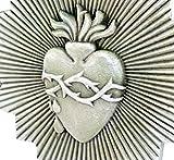 Religious Gifts Catholic Sacred Heart Resin Hanging