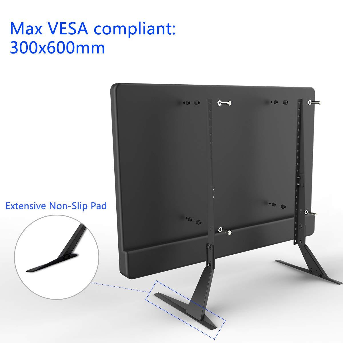Suptek Kit hardware di installazione TV universale Include TV M4 M5 M6 M8 Viti e distanziatori per