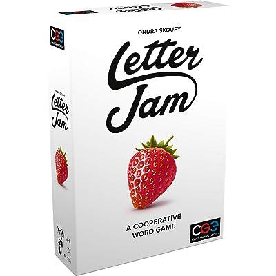 Letter Jam: Toys & Games [5Bkhe0501708]
