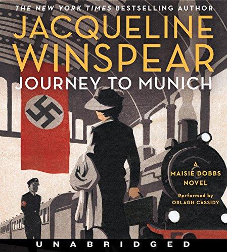 Journey to Munich CD: A Maisie Dobbs Novel (Maisie Dobbs Mysteries)
