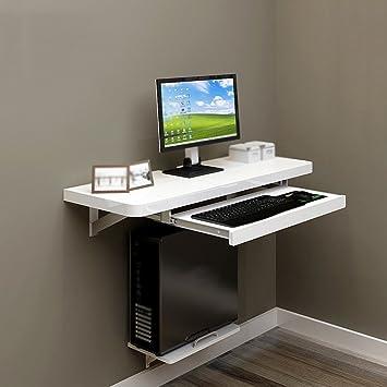 Amazon.de: Desk Xiaolin Wandmontierter Schreibtisch ...