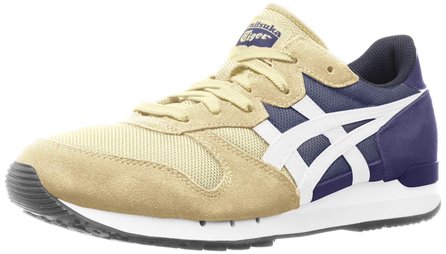 onitsuka tiger by asics alvarado india ink/orange