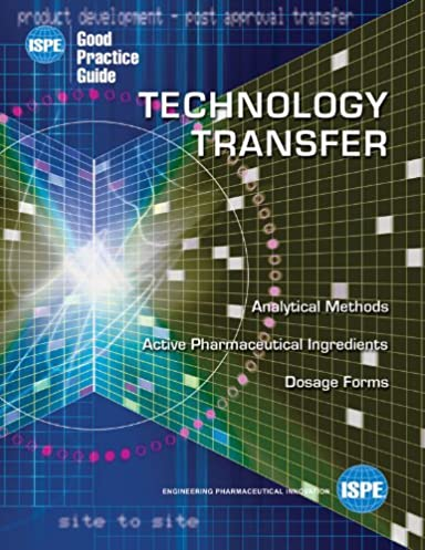 Ispe good practice guide array buy ispe good practice guide technology transfer book online at low rh amazon in fandeluxe Gallery