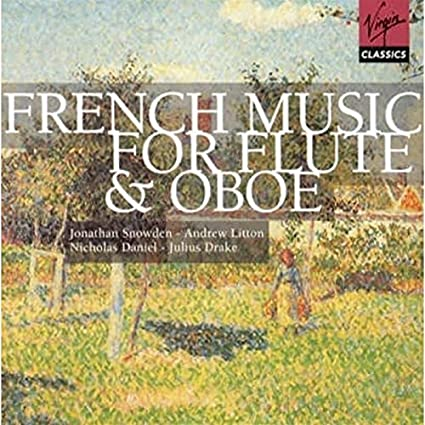 French Works for Flute & Piano & Oboe & Piano