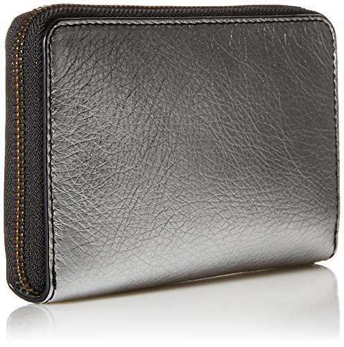 Marc by Marc Jacobs New Q Shine Wingman Wristlet, Silver, One Size by Marc by Marc Jacobs (Image #2)