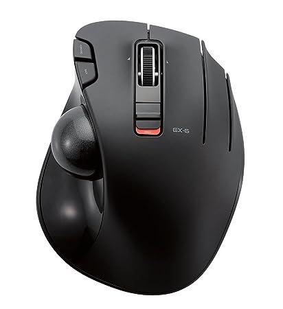 09ece0d18b7 ELECOM M-XT3DRBK Wireless Trackball Mouse 6 Button Tilt Function, Black:  Amazon.ca: Computers & Tablets