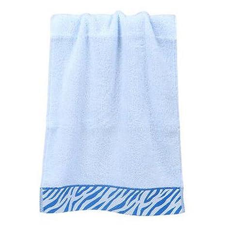 1 pieza rayas de cebra, Hotel de lujo y Spa toalla de baño toalla de