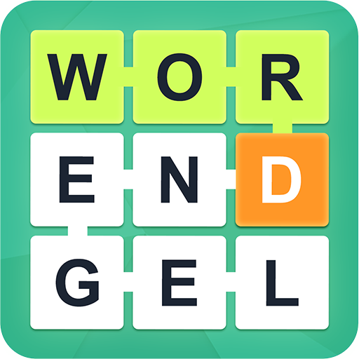 Word Legend   Attention Exercise