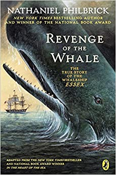 Image result for revenge of the whale book