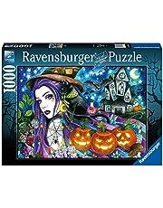 Ravensburger puzzel Halloween - Legpuzzel - 1000 stukjes