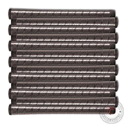 Winn Set of 13 EXCEL WRAP Oversize Black Golf Grip