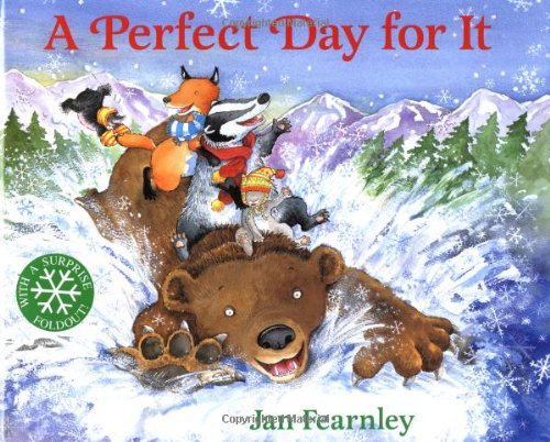 Download A Perfect Day for It pdf