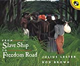 img - for From Slave Ship to Freedom Road book / textbook / text book